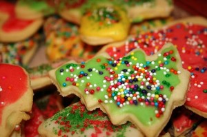 Tree Christmas Cookies