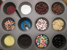 Cookie Toppings