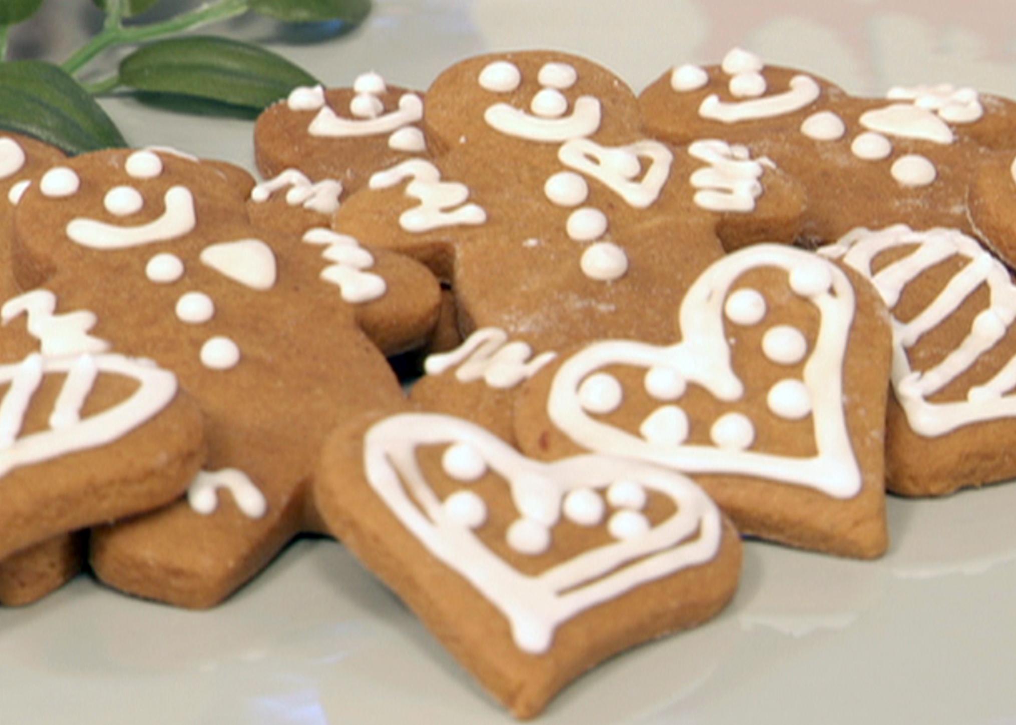 Order Gingerbread Cookies NJ | Buy Gingerbread Cookies Central NJ ...